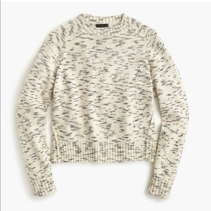 J. Crew Speckled Pullover Sweater SZ XL